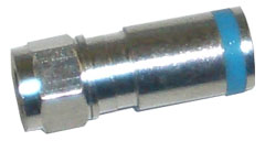 RG6 - Compression F Connector